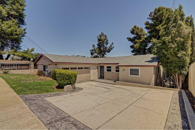3695 Mount Alvarez, San Diego, CA 92111