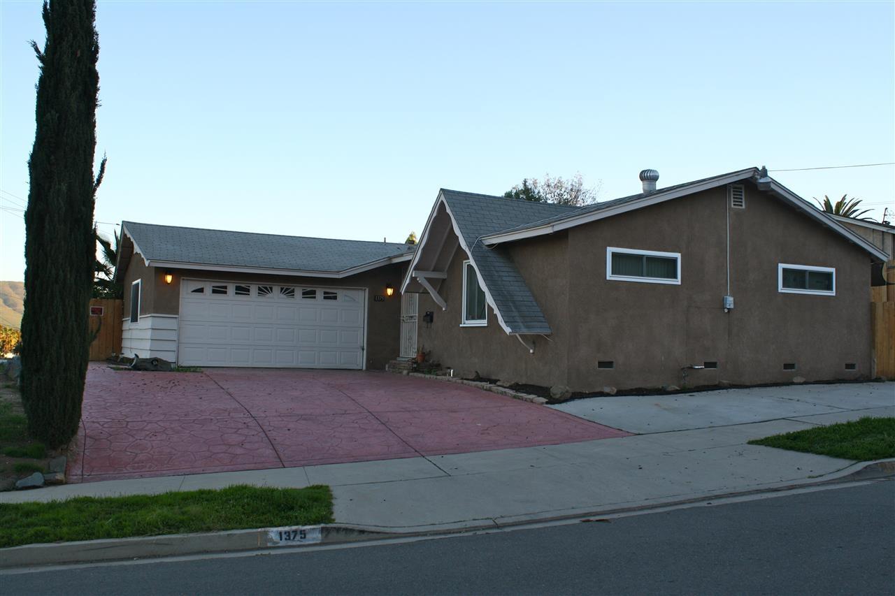 1375 Darby, Spring Valley, CA 91977