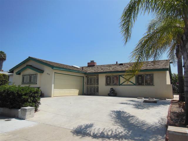 3221 Altadena, San Diego, CA 92105