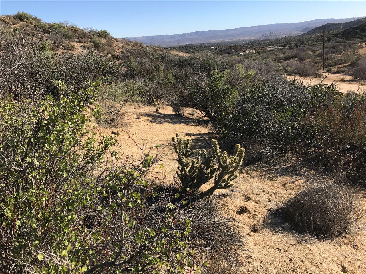 - Desert Rose Ranch Road #20, Jacumba, CA 91934