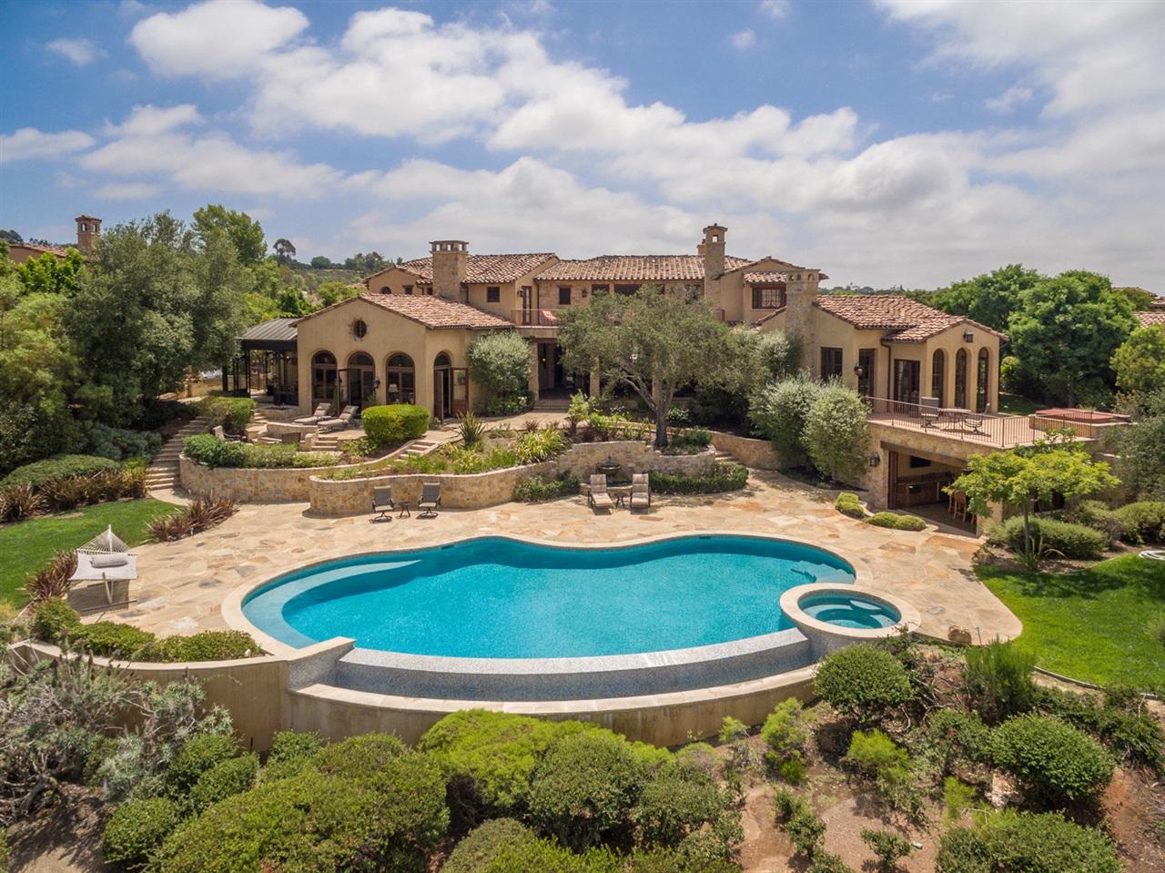 18483 Calle Tramonto, Rancho Santa Fe, CA 92091
