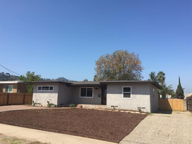 1052 Leslie Rd, El Cajon, CA 92020