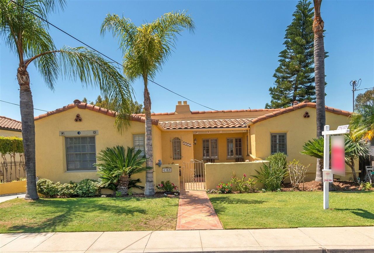 4368 Middlesex Drive, San Diego, CA 92116