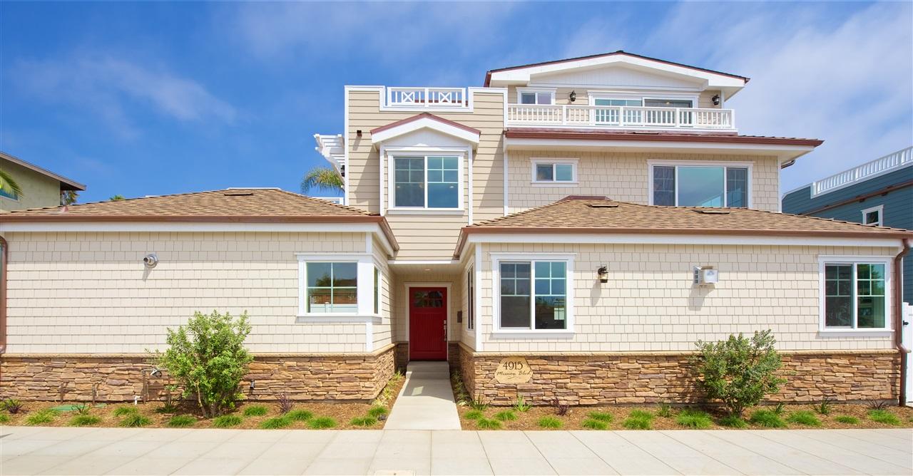 4915 Mission Boulevard, San Diego, CA 92109