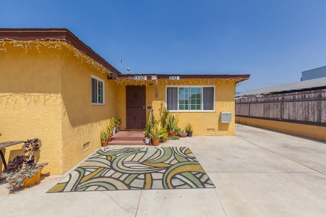 3150-3154 Webster Ave, San Diego, CA 92113