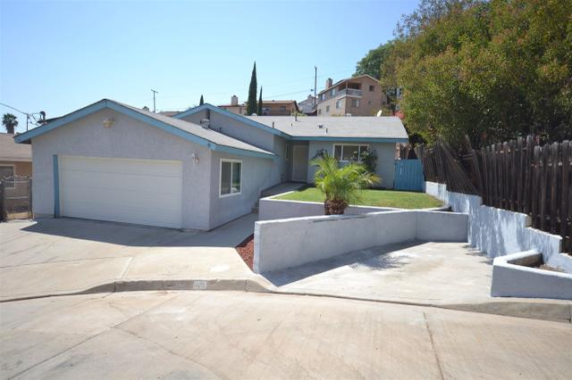 1410 Portola Ave, Spring Valley, CA 91977