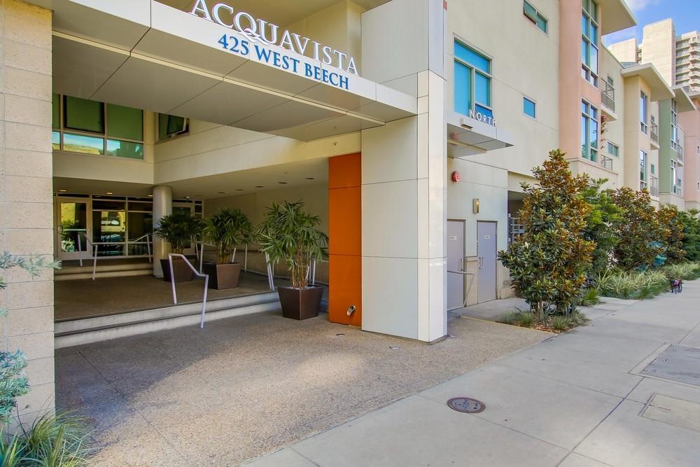 425 W Beech Street #615, San Diego, CA 92101