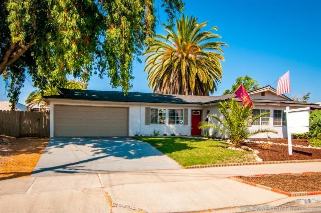 9316 Woodruff Way, Santee, CA 92071