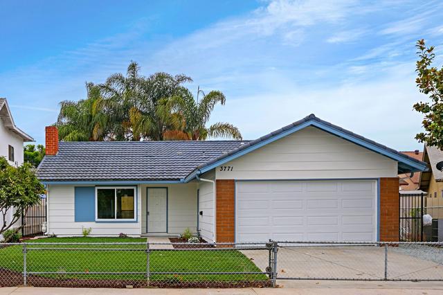 3771 Coleman, San Diego, CA 92154