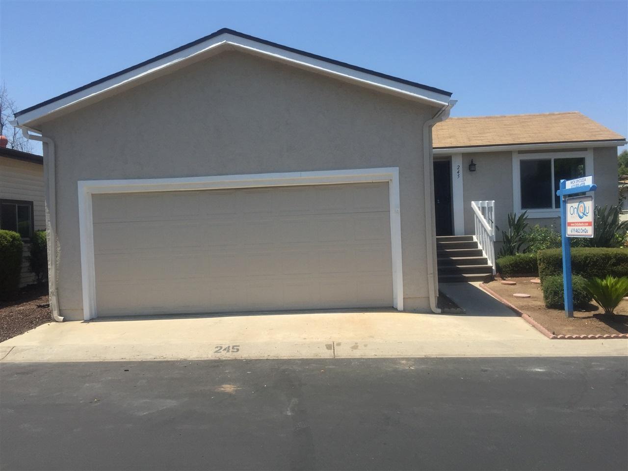 9255 N Magnolia #245, Santee, CA 92071