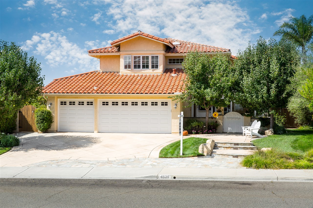4525 Sunnyhill Drive, Carlsbad, CA 92008