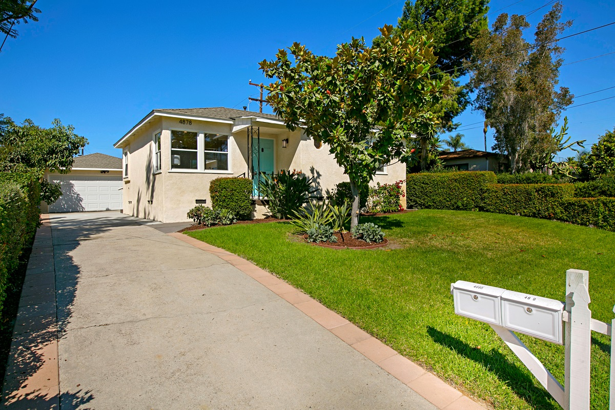 4878 E Mountain View Drive, San Diego, CA 92116