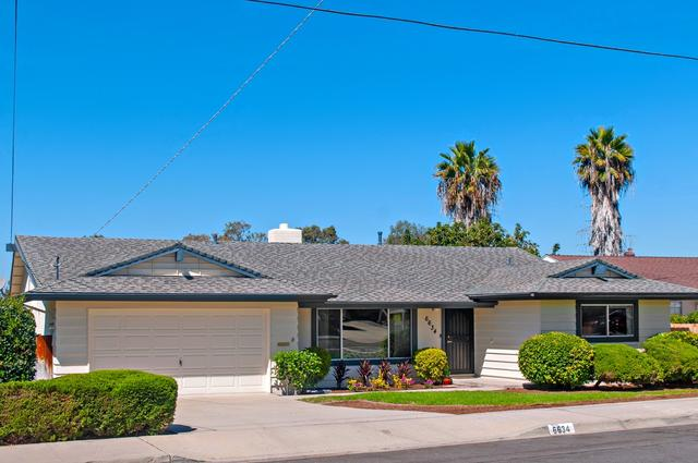 6634 Sunny Brae Dr, San Diego, CA 92119
