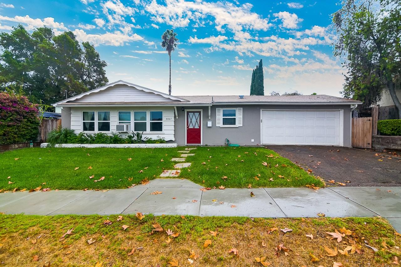 8867 Lance Avenue, Spring Valley, CA 91977