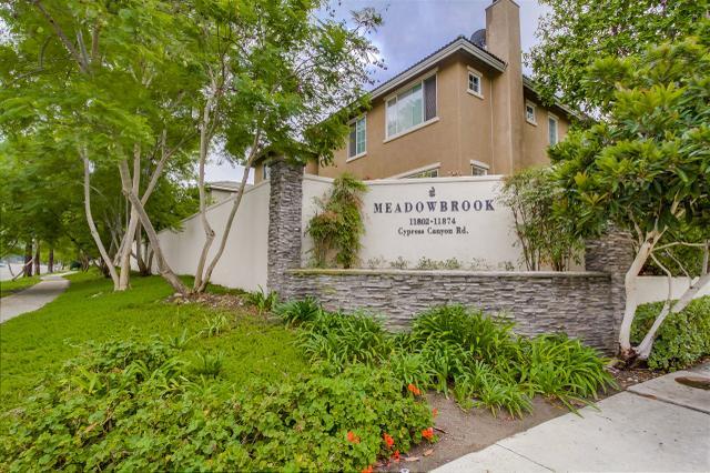 11836 Cypress Cyn #2, San Diego, CA 92131