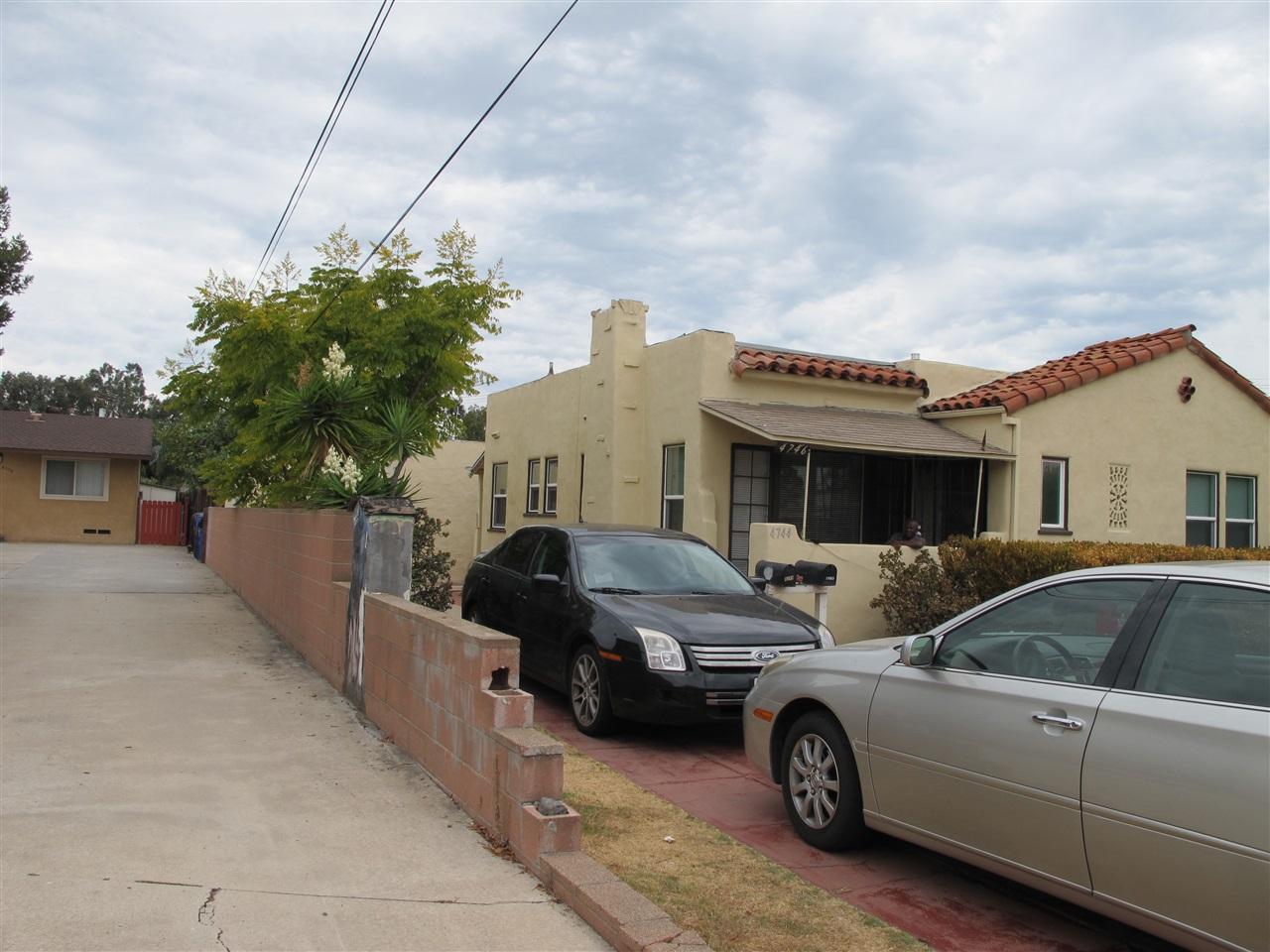 4744-46 Choctaw Drive, San Diego, CA 92115