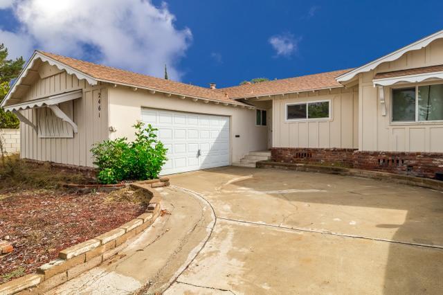 2461 Murray Rdg, San Diego, CA 92123