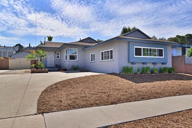 6611 Clara Lee Ave, San Diego, CA 92120