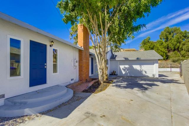 6486 Gross, San Diego, CA 92139
