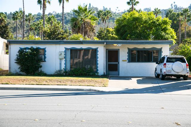 317 W Chase, El Cajon, CA 92020