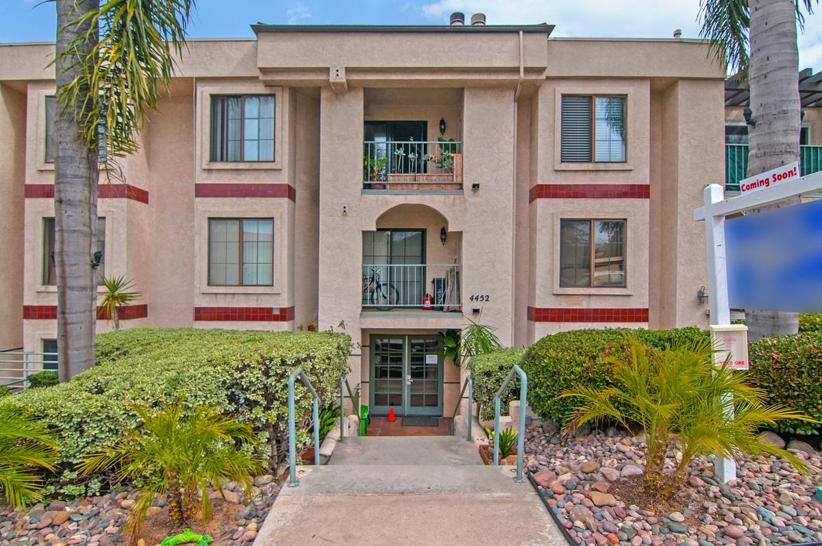 4452 Mentone #301, San Diego, CA 92107