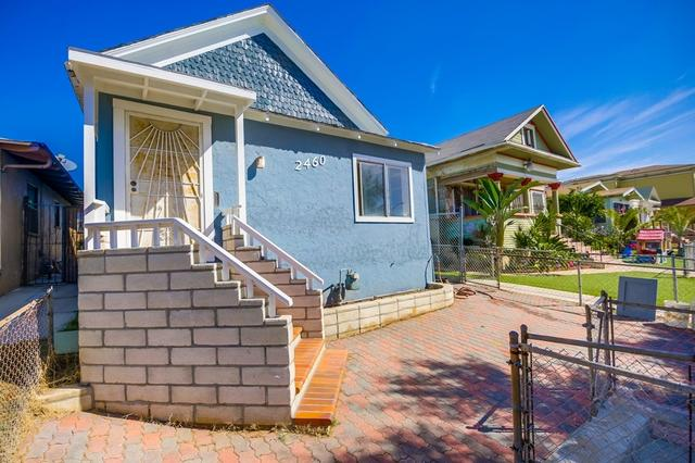 2460 J St, San Diego, CA 92102