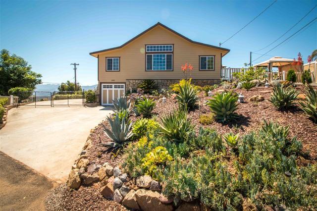 141 Sierra Vis, El Cajon, CA 92021