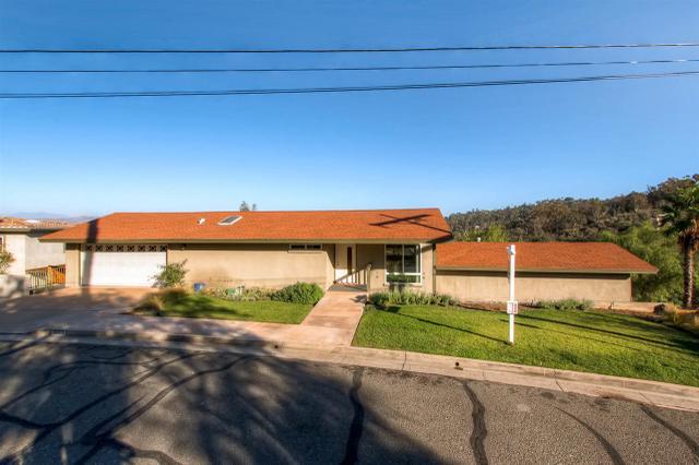 1355 Helix View Dr, El Cajon, CA 92020