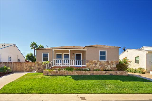 4326 Athens, San Diego, CA 92115