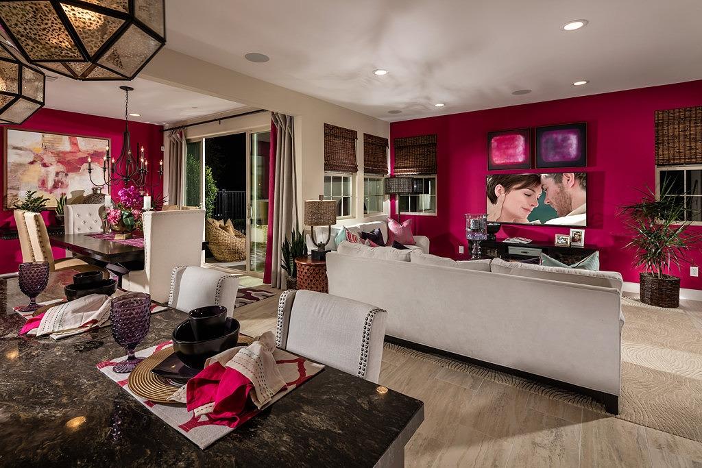 13616 Hillmar Trail Plan 2 Model Home, San Diego, CA 92130