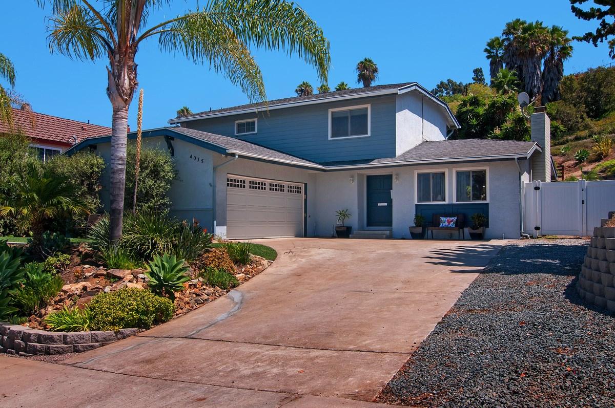 4075 Corolyn Drive, La Mesa, CA 91941