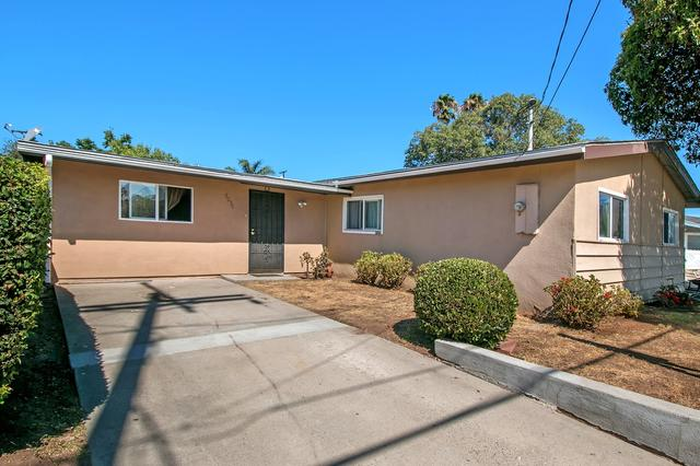 5036 Arvinels Ave, San Diego, CA 92117