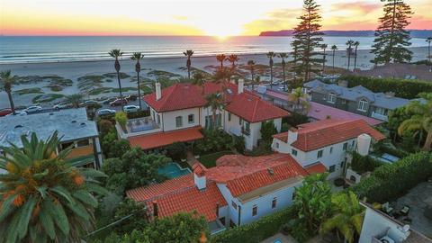 1043 Ocean Blvd, Coronado, CA 92118