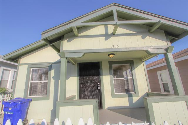 1015 S Evans, San Diego, CA 92113