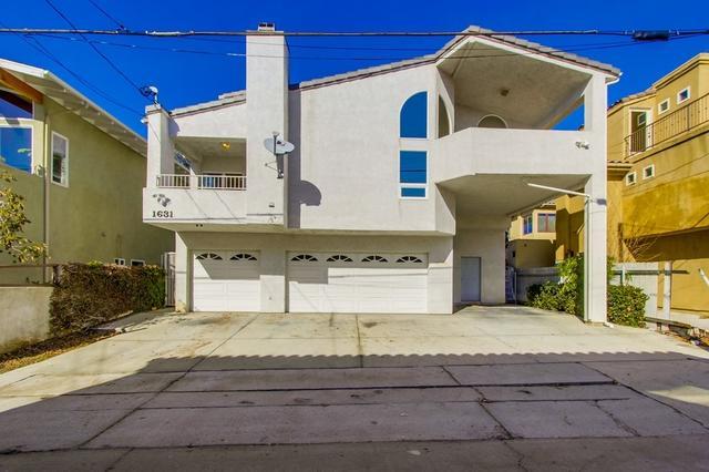 1631-1633 Missouri, San Diego, CA 92109