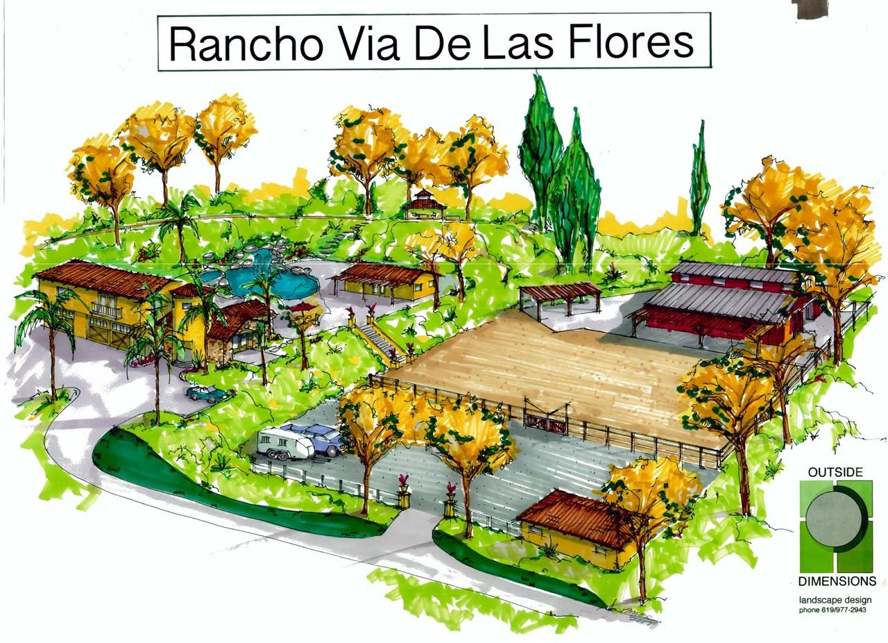 000 Via De Las Flores #0, Rancho Santa Fe, CA 92067