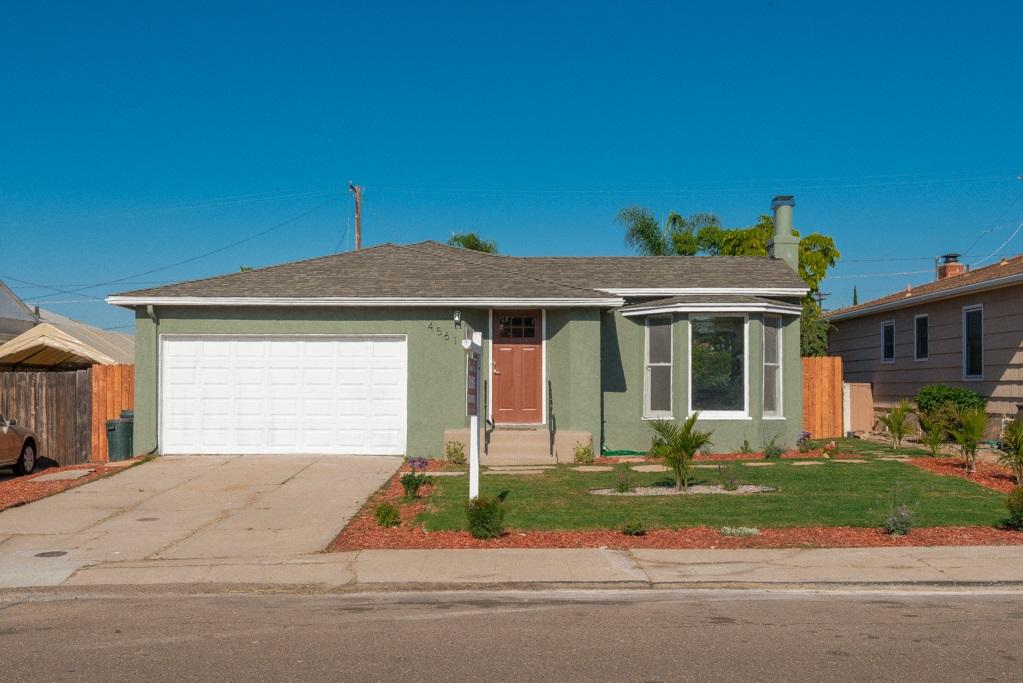 4561 58th Street, San Diego, CA 92115