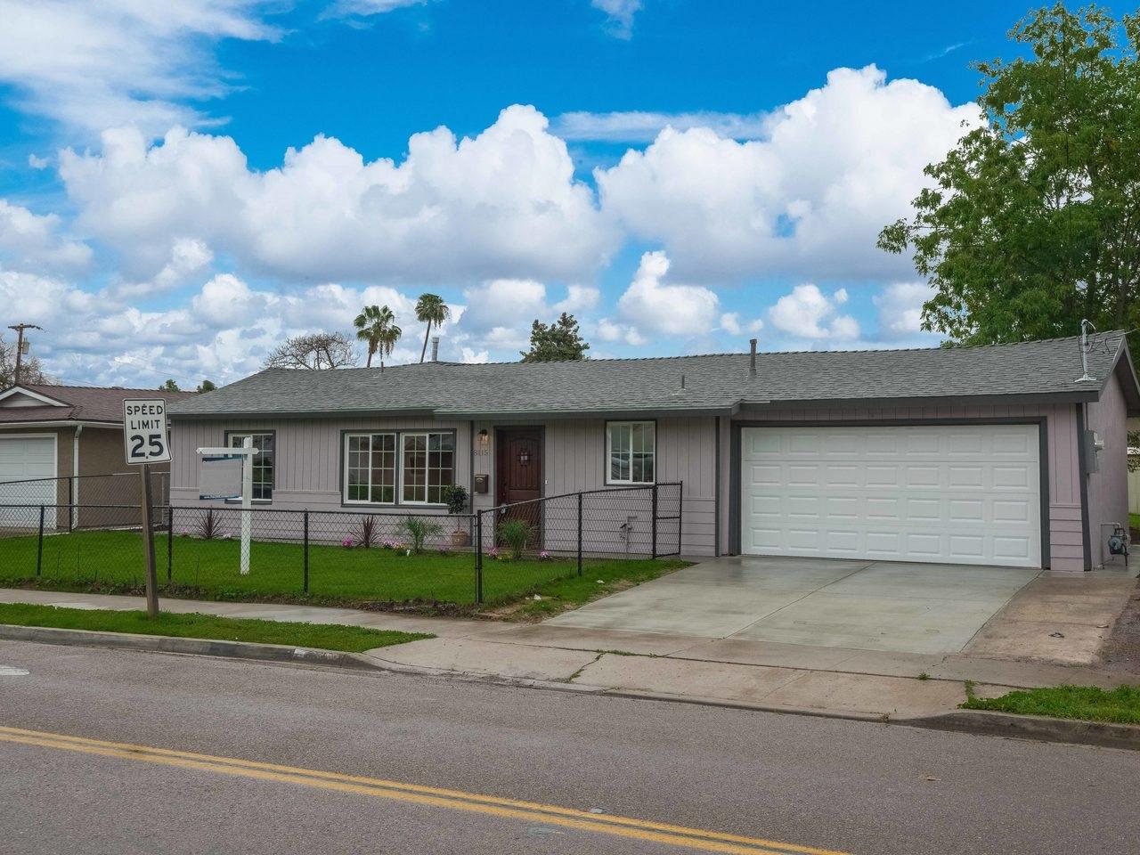 8115 Blossom Lane, Spring Valley, CA 91977