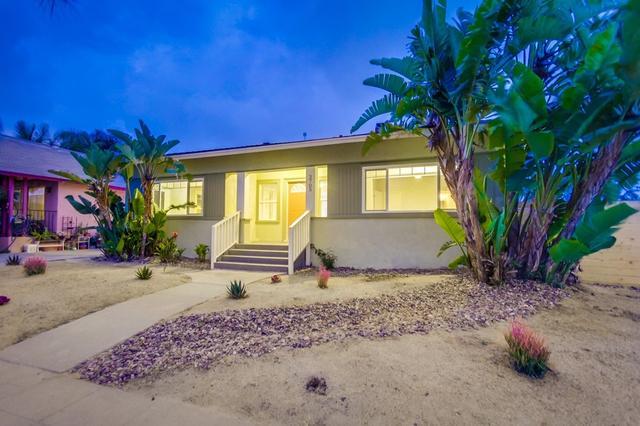 3705 Bancroft St, San Diego, CA 92104
