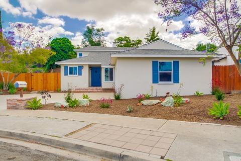 6631 Cartwright St, San Diego, CA 92120