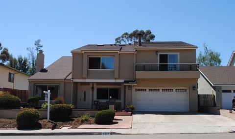4230 Rueda Dr, San Diego, CA 92124