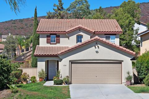 1288 Avenida Amistad, San Marcos, CA 92069