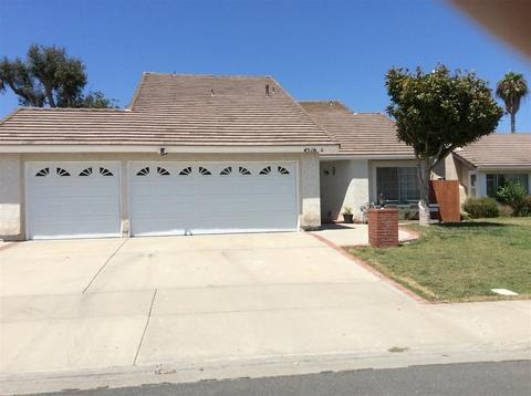 4516 Morro Bay, Oceanside, CA 92057
