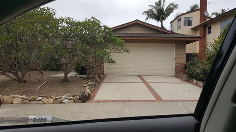 6482 Casselberry Way, San Diego, CA 92119