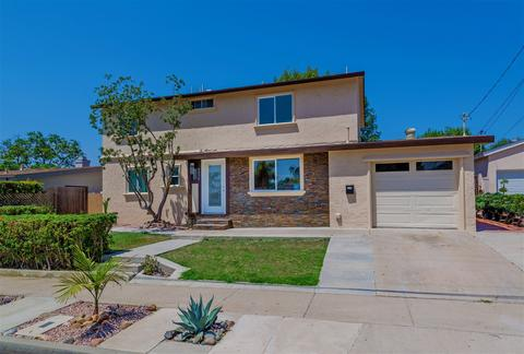 4030 Forney Ave, San Diego, CA 92117