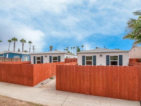 1157-1163 Grand Ave, San Diego, CA 92109