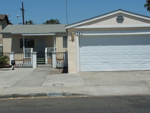 360-362 Zenith St, Chula Vista, CA 91911