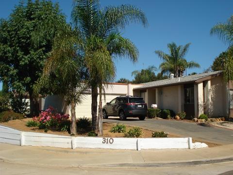 310 James, Escondido, CA 92027