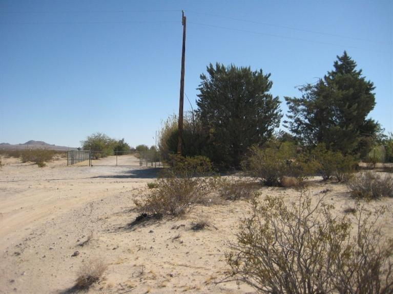 0 Parmeson Road, Lucerne Valley, CA 92356