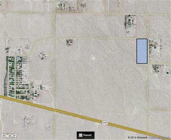 0 Parmeson Rd, Lucerne Valley, CA 92356